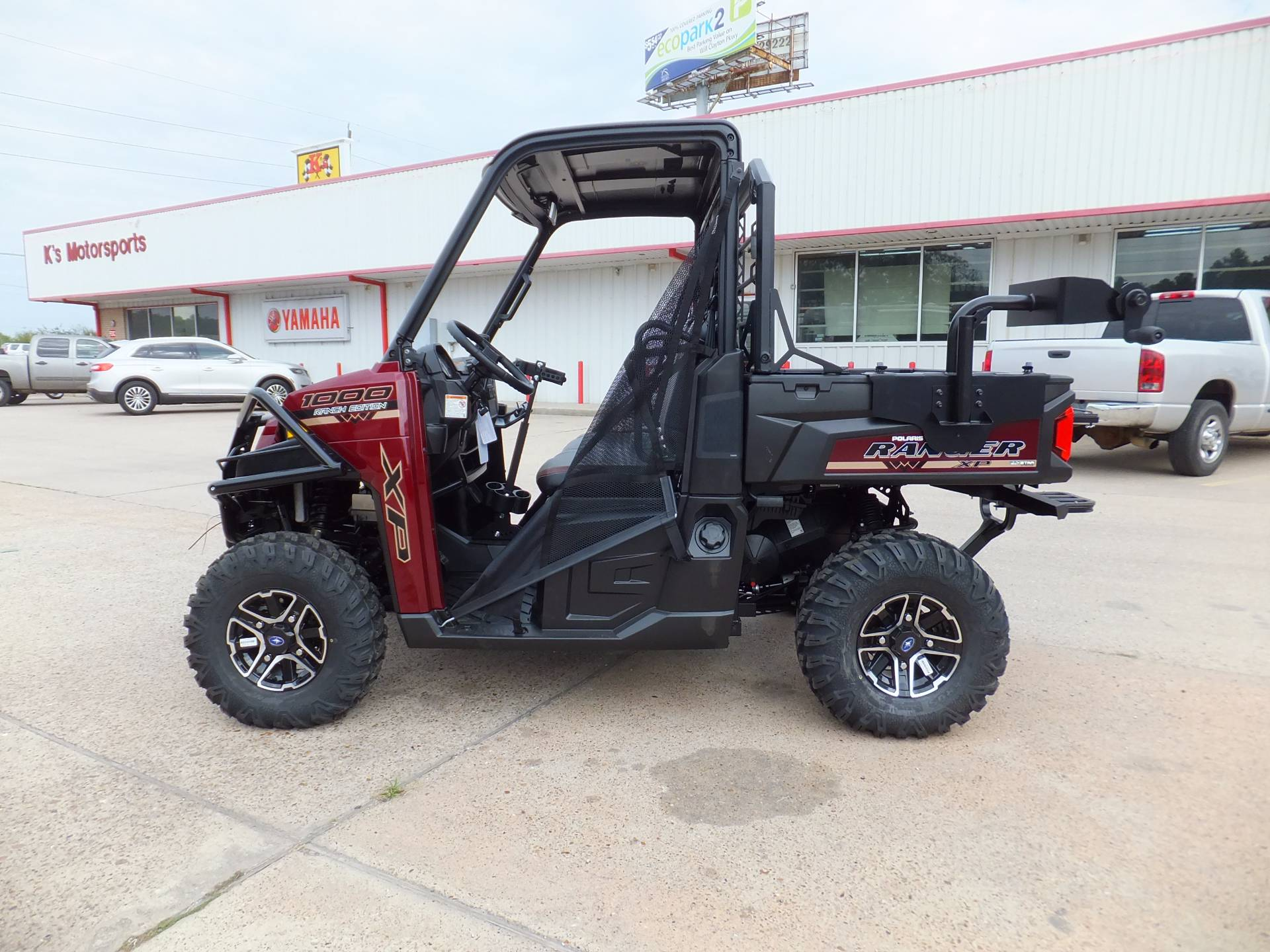 new 2017 polaris ranger xp 1000 eps ranch edition utility vehicles in humble tx. Black Bedroom Furniture Sets. Home Design Ideas