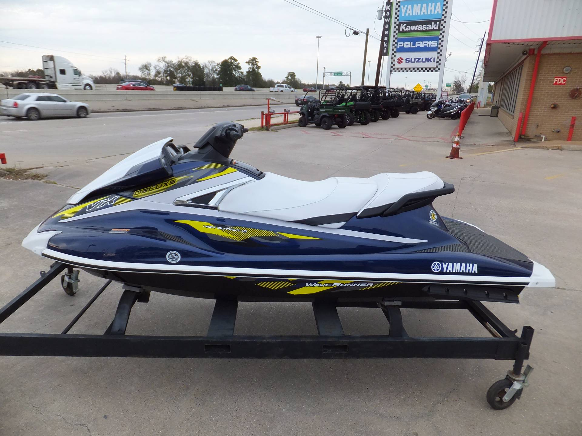 new 2017 yamaha vx deluxe watercraft in humble tx On yamaha vx deluxe 2017