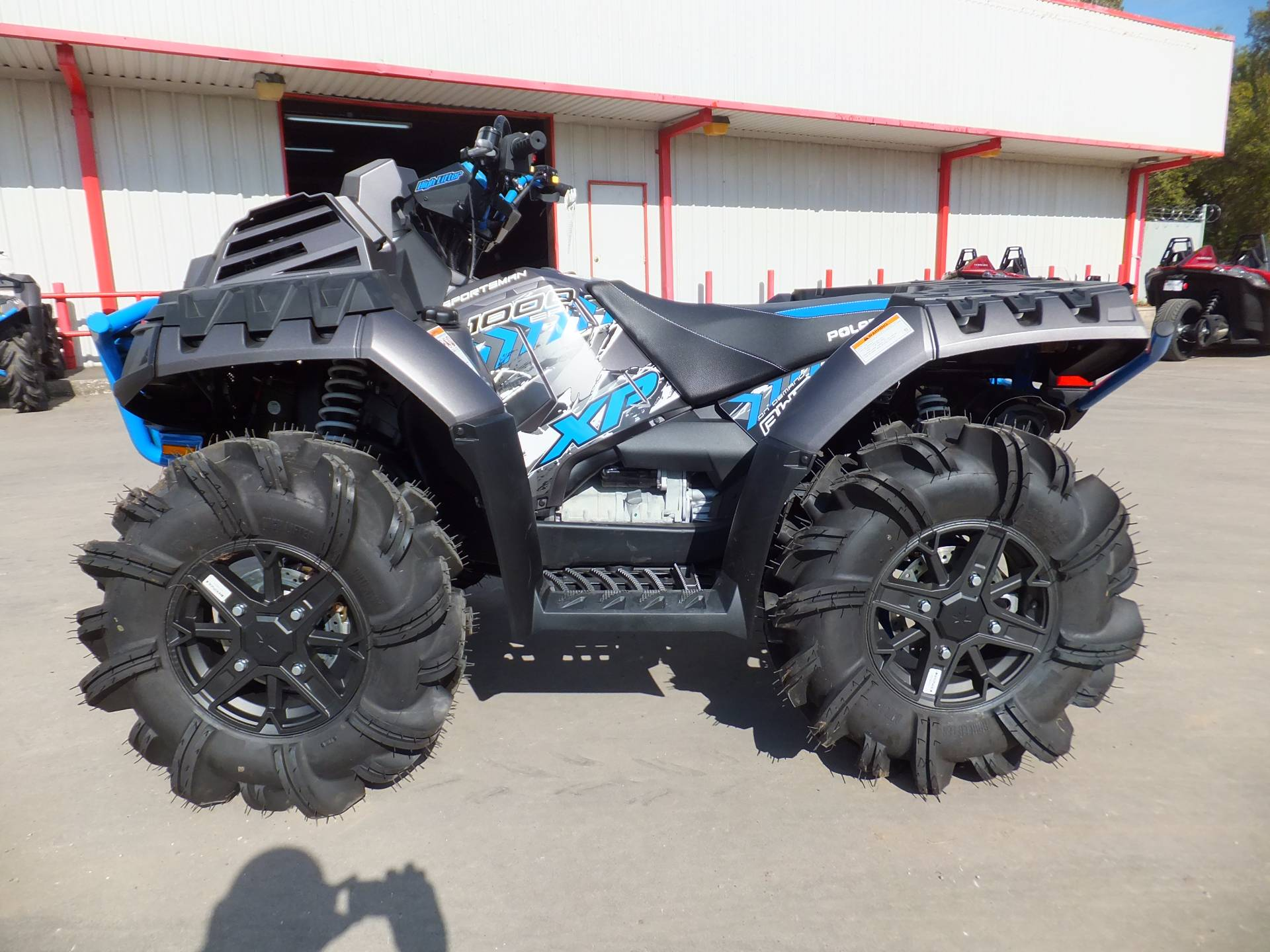 new 2017 polaris sportsman xp 1000 high lifter edition atvs in humble tx. Black Bedroom Furniture Sets. Home Design Ideas