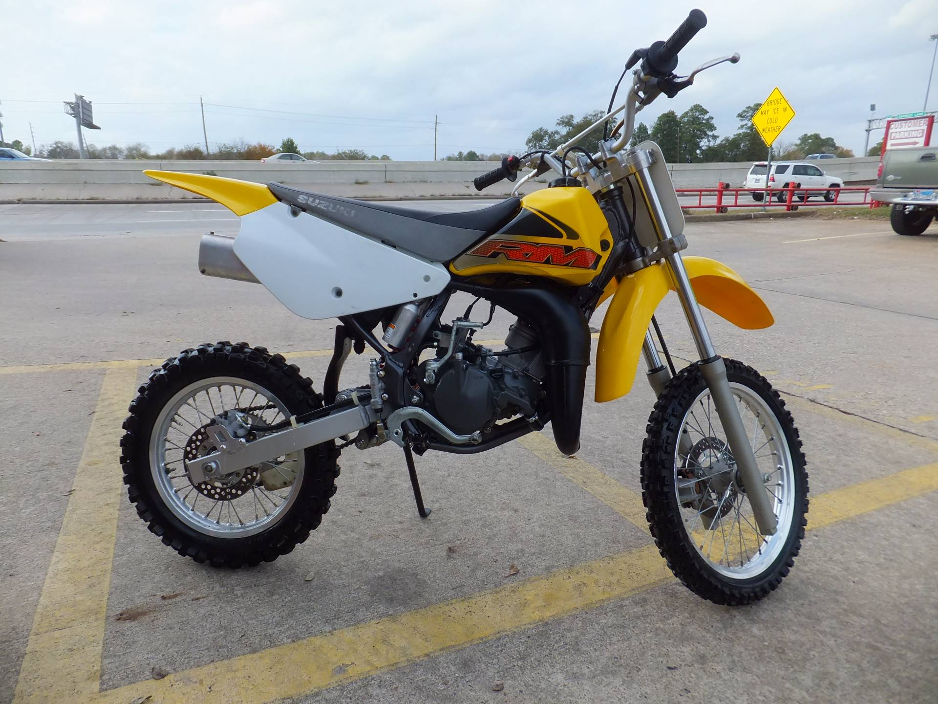 Used 2000 Suzuki Rm80 Motorcycles In Humble  Tx