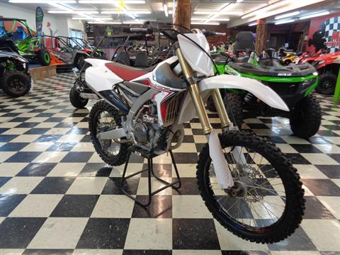 2015 Yamaha YZ450F in Georgetown, Kentucky