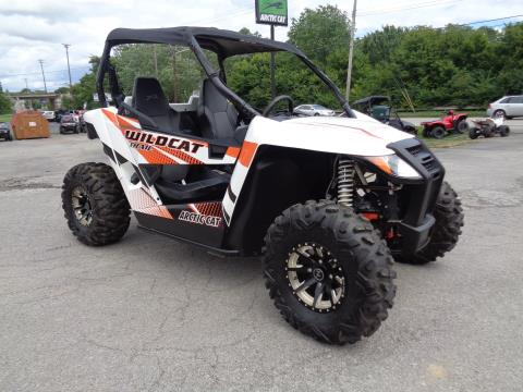 2015 Arctic Cat Wildcat™ Trail Limited EPS in Georgetown, Kentucky