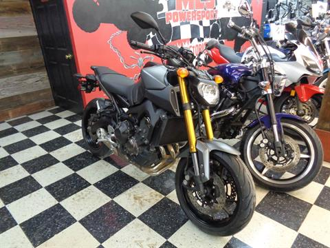 2015 Yamaha FZ-09 in Georgetown, Kentucky