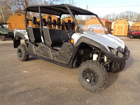 2015 Yamaha Viking VI EPS SE in Georgetown, Kentucky