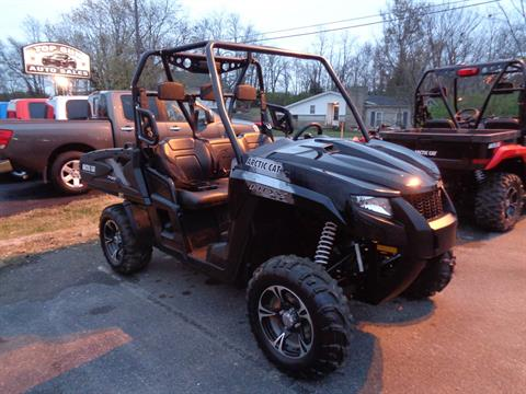 2016 Arctic Cat HDX™ 700 XT™ in Georgetown, Kentucky