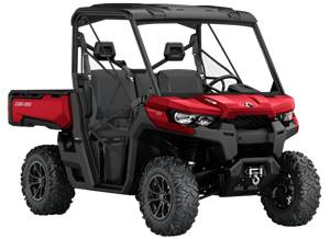2016 Can-Am Defender XT™ HD10 in Pompano Beach, Florida