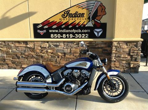 2017 Indian SCOUT in Panama City Beach, Florida