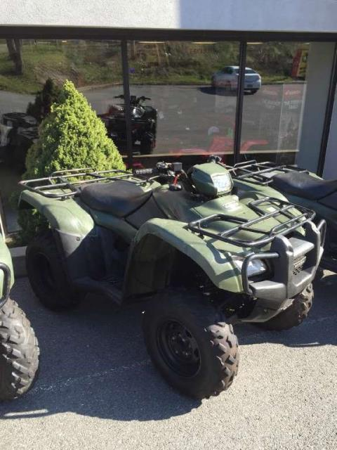 2012 Honda FourTrax® Foreman® 4x4 in Beckley, West Virginia