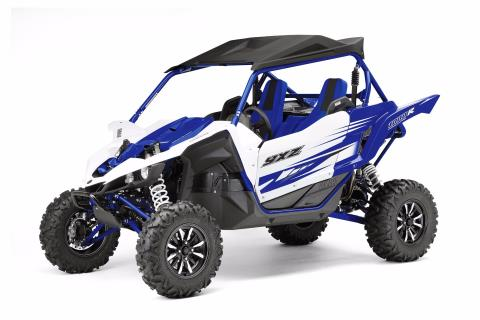 2016 Yamaha YXZ1000R in Ames, Iowa