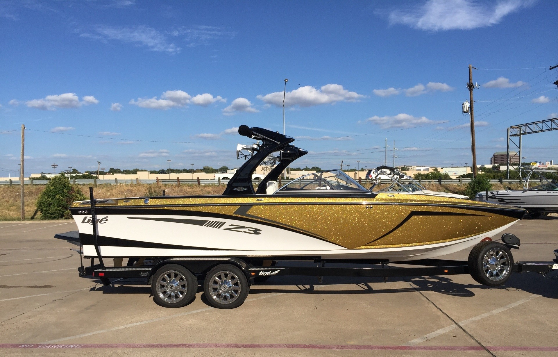 2016 TIGE Z3 in Fort Worth, Texas