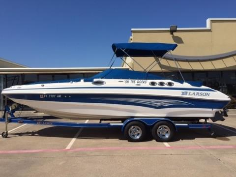2007 Larson ESCAPE 254 in Fort Worth, Texas