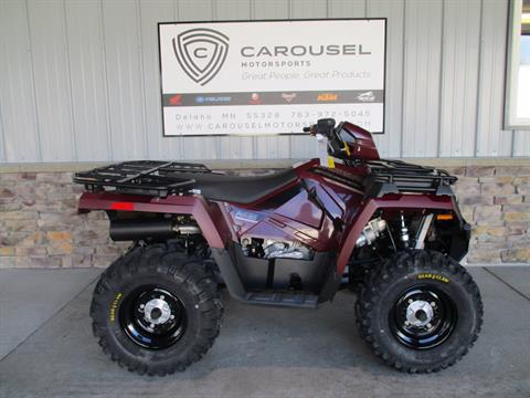 2017 Polaris Sportsman 570 EPS Utility Edition in Delano, Minnesota