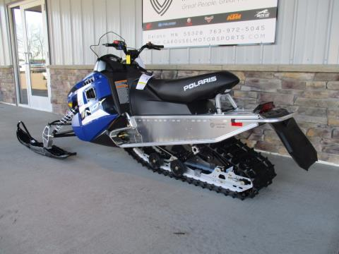 2016 Polaris 550 INDY ES in Delano, Minnesota