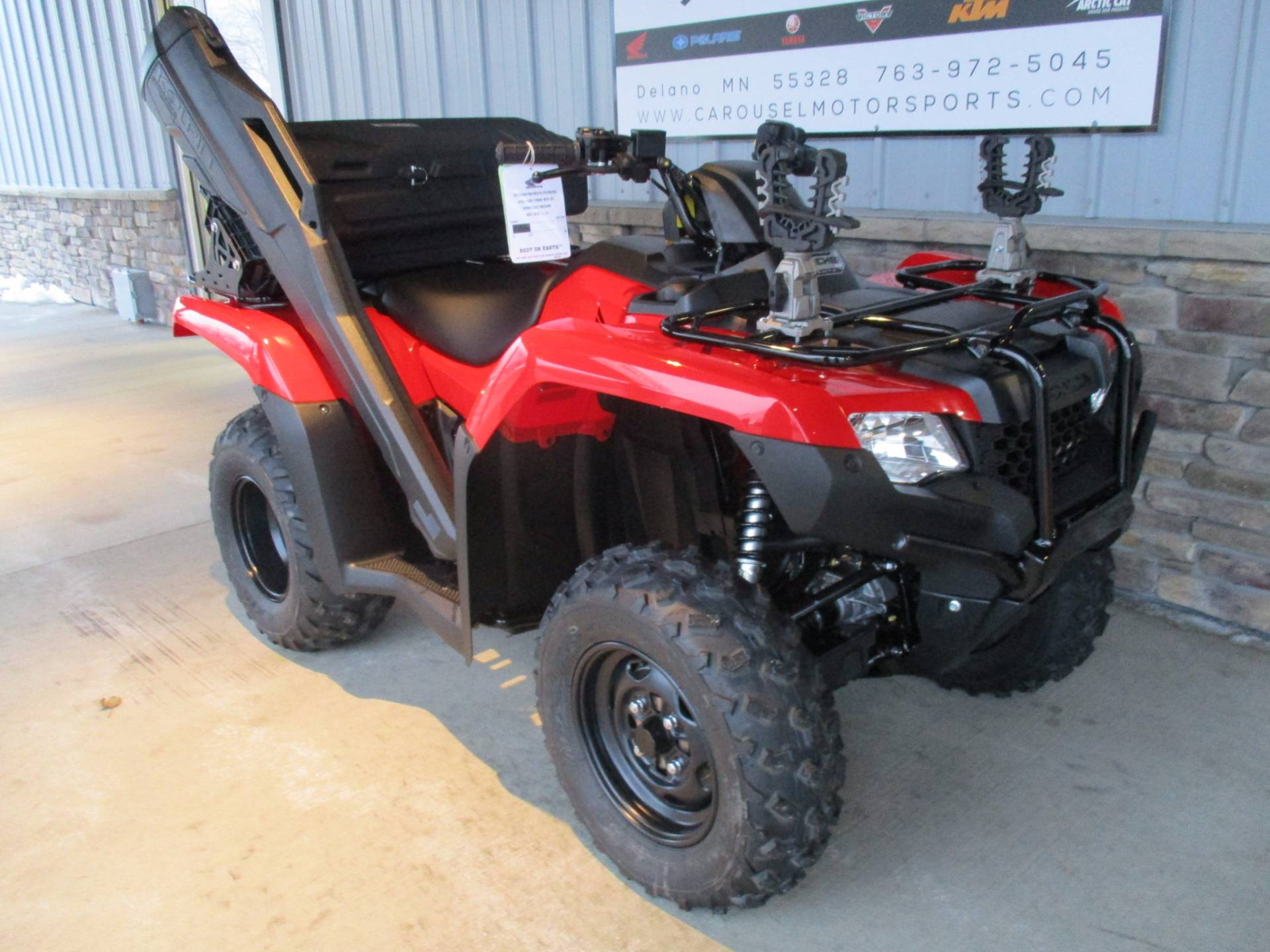 2017 Honda FourTrax Rancher 4x4 ES in Delano, Minnesota