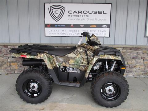 2017 Polaris Sportsman 570 EPS Camo in Delano, Minnesota