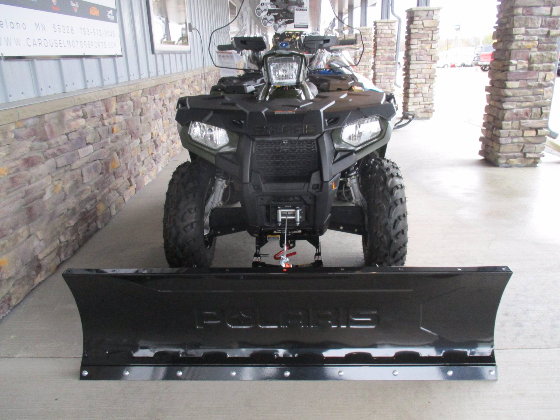 2017 Polaris Sportsman 570 EPS in Delano, Minnesota