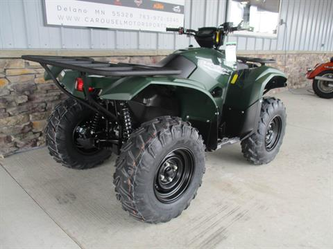 2017 Yamaha Kodiak 700 EPS in Delano, Minnesota