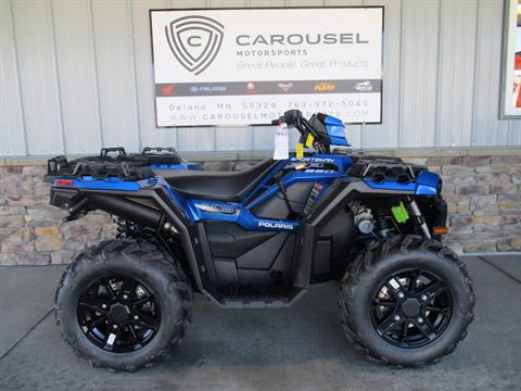 2017 Polaris Sportsman 850 SP in Delano, Minnesota