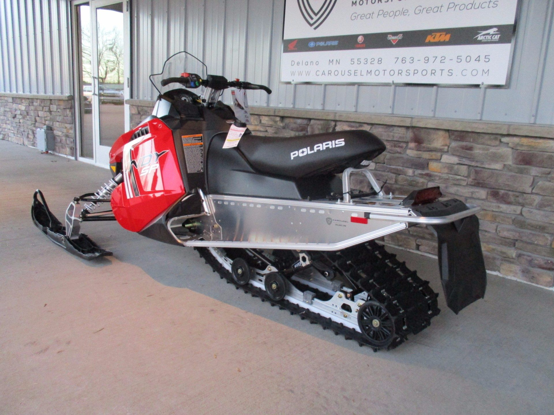 2015 Polaris 800 INDY® SP in Delano, Minnesota