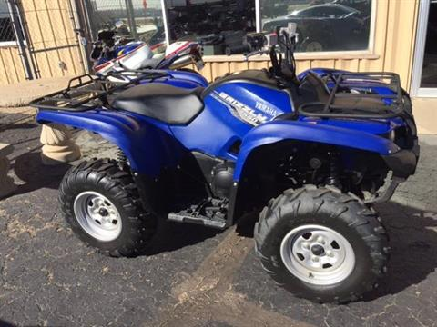 2014 Yamaha Grizzly 550 FI Auto. 4x4 EPS in Amarillo, Texas