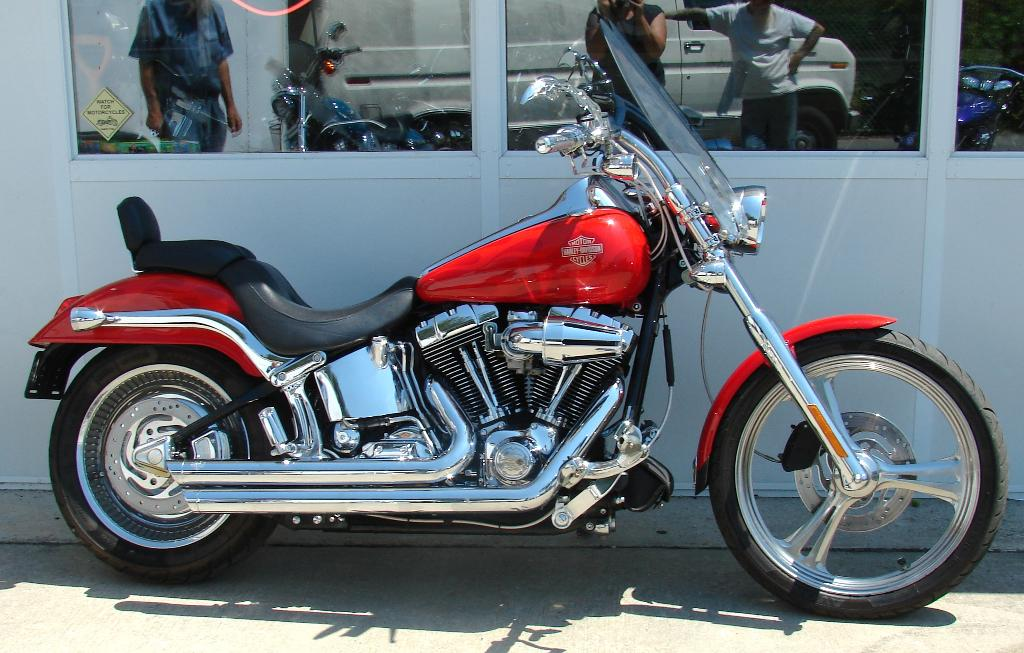 2005 Harley-Davidson FXSTD/FXSTDI Softail® Deuce™ in Williamstown, New Jersey