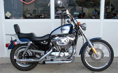 2000 Harley-Davidson XL 1200cc Sportster in Williamstown, New Jersey