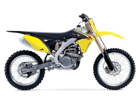 2016 Suzuki RM-Z250 in Spokane, Washington