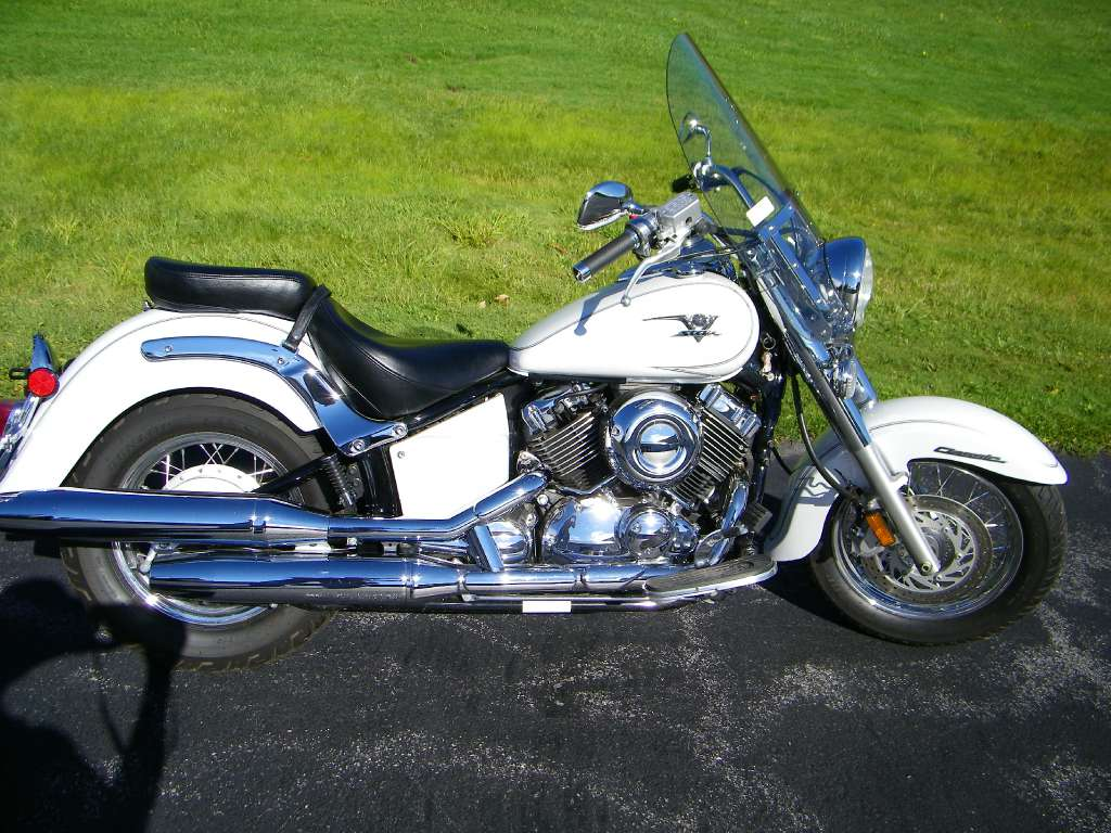 Used 2009 yamaha v star 650 classic motorcycles in galeton pa for 1999 yamaha v star 650 classic parts