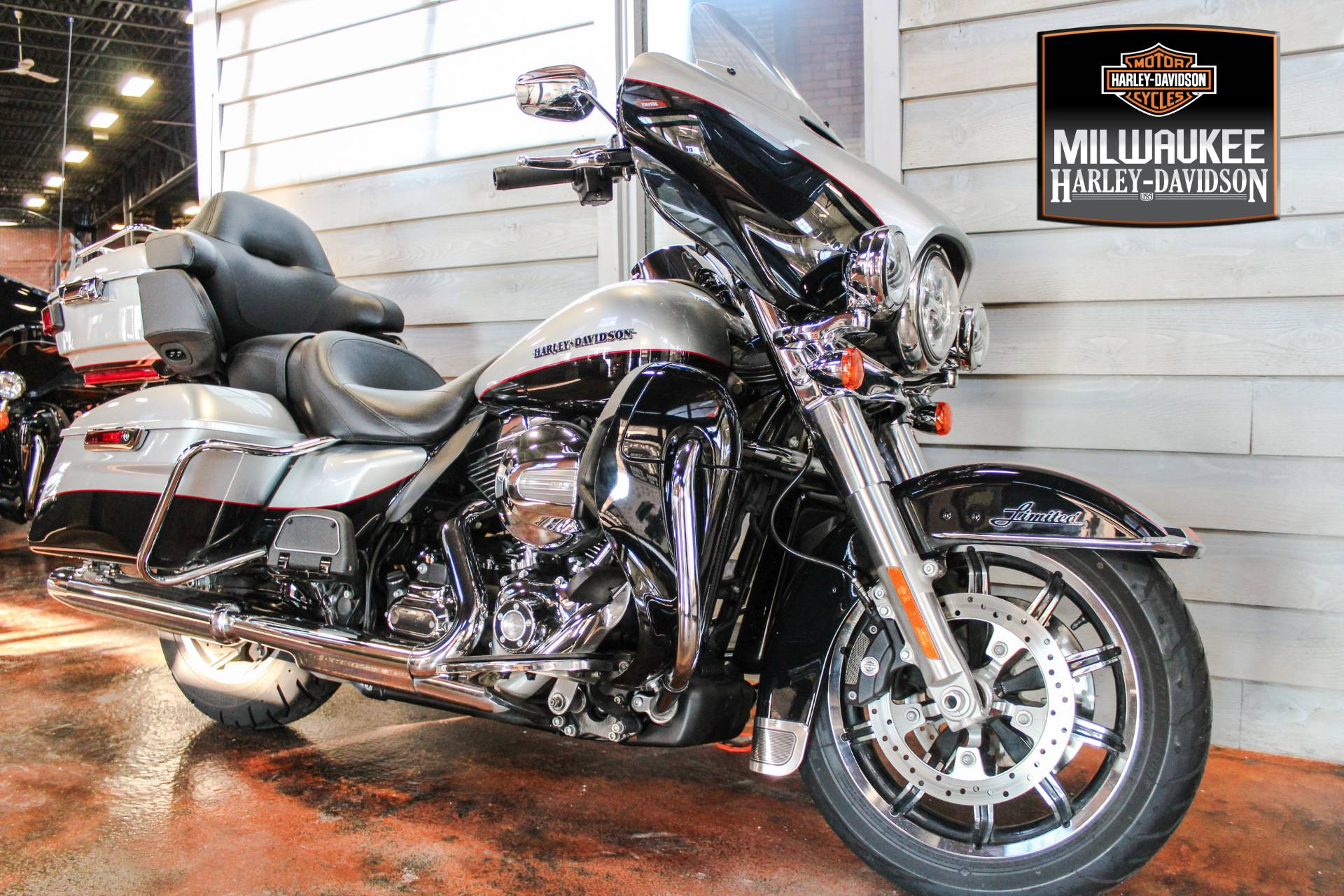 2015 Harley-Davidson Ultra Limited in Milwaukee, Wisconsin