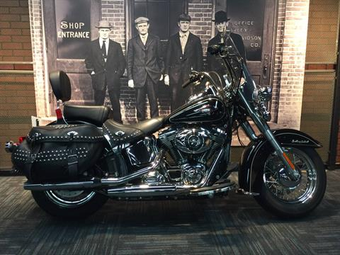2015 Harley-Davidson Heritage Softail® Classic in Milwaukee, Wisconsin