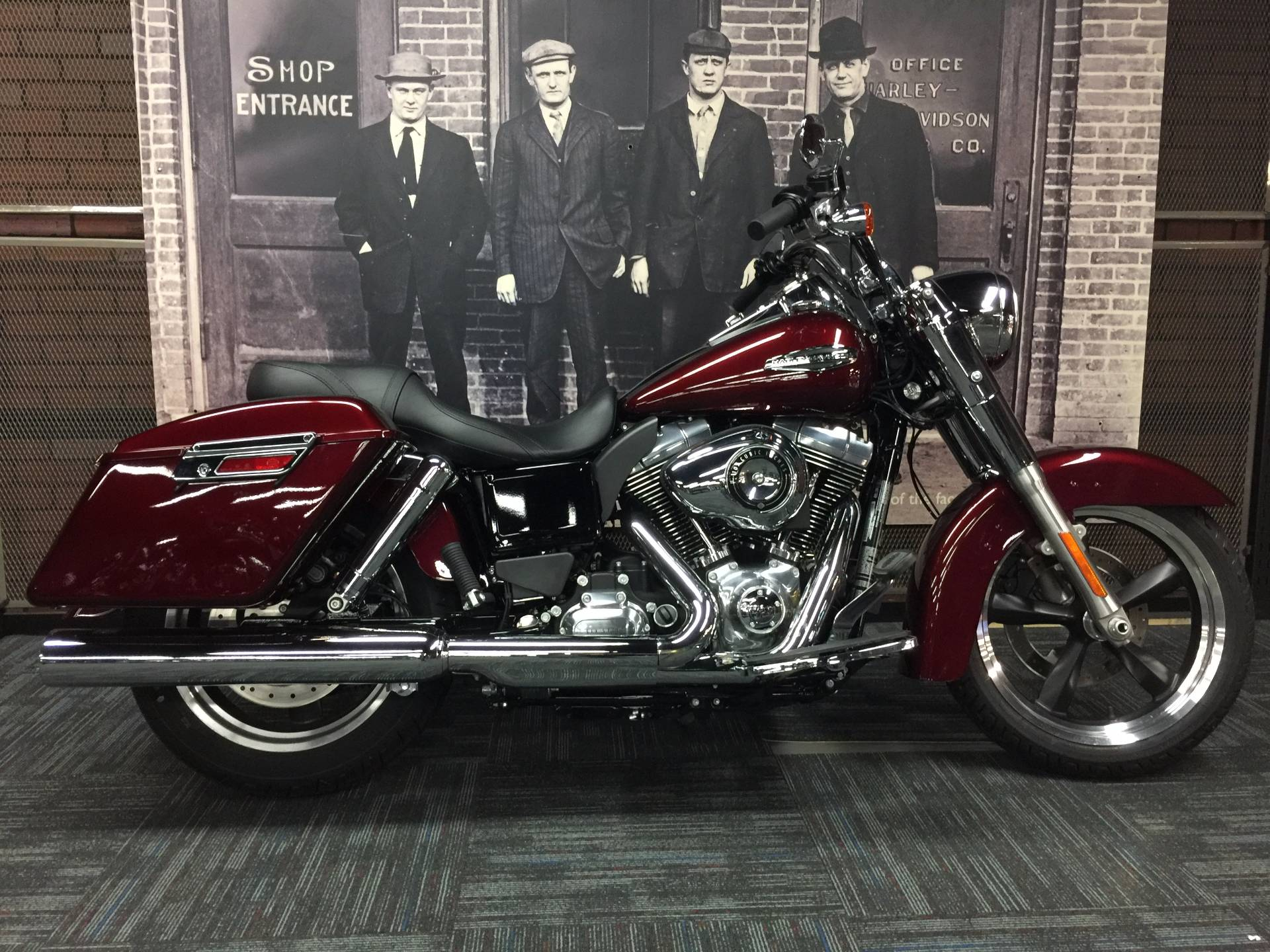 2015 Harley-Davidson Switchback™ in Milwaukee, Wisconsin
