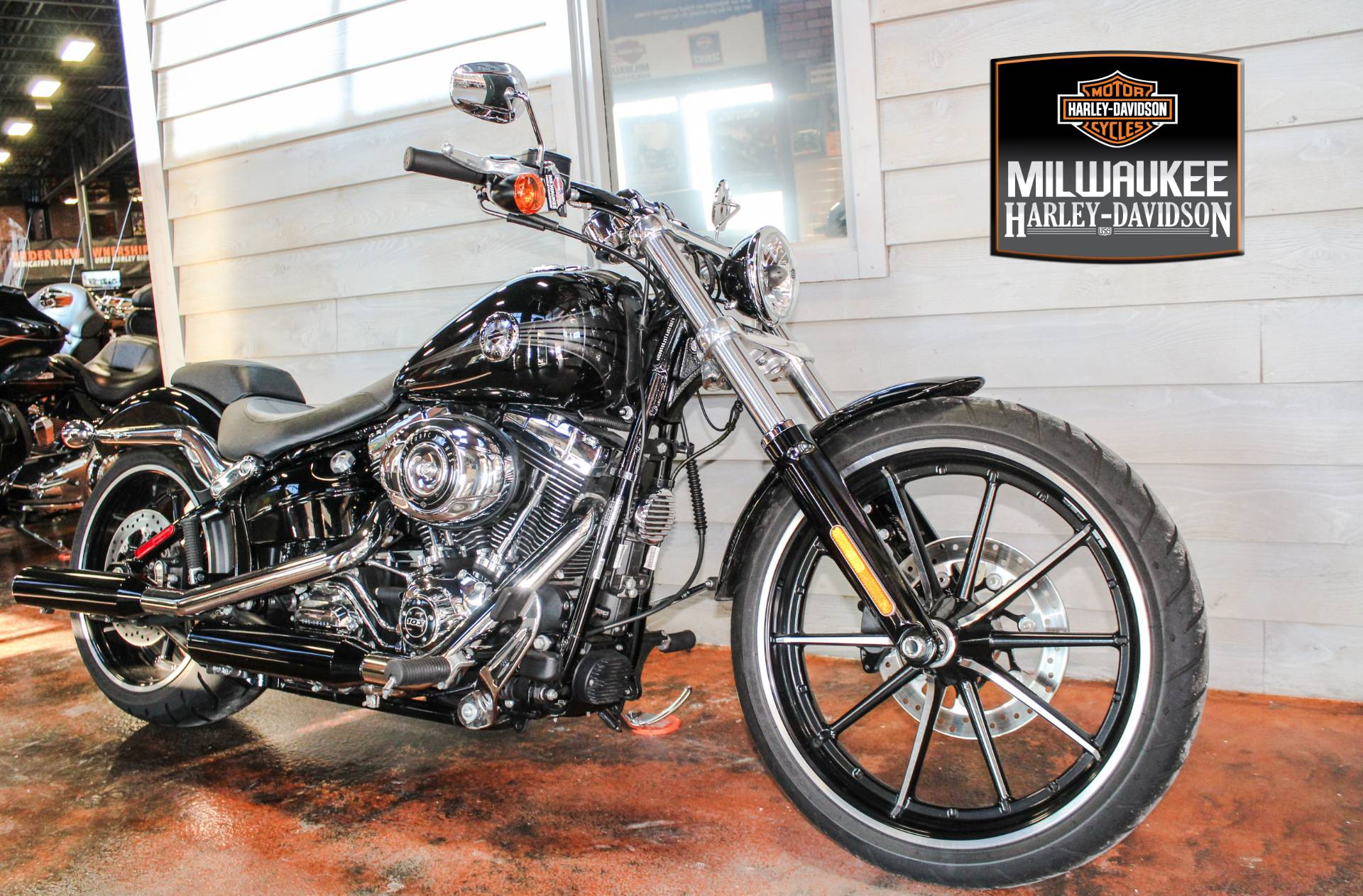 2015 Harley-Davidson Breakout® in Milwaukee, Wisconsin