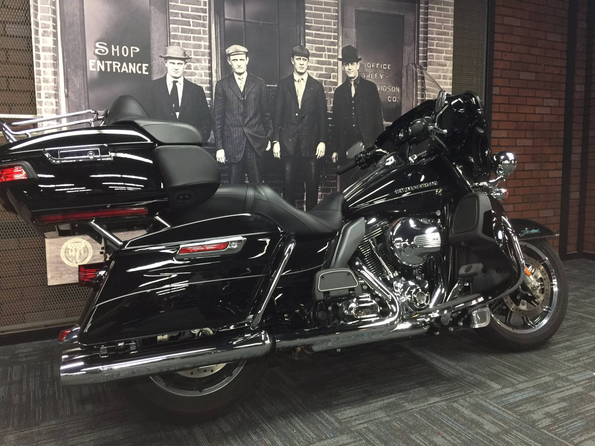 2016 Harley-Davidson Ultra Limited in Milwaukee, Wisconsin