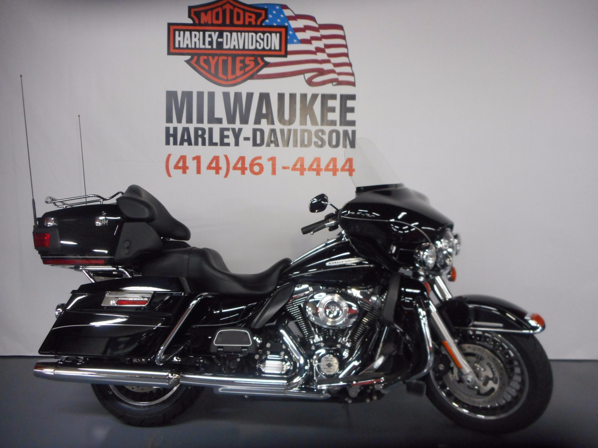 2013 Harley-Davidson Electra Glide® Ultra Limited in Milwaukee, Wisconsin