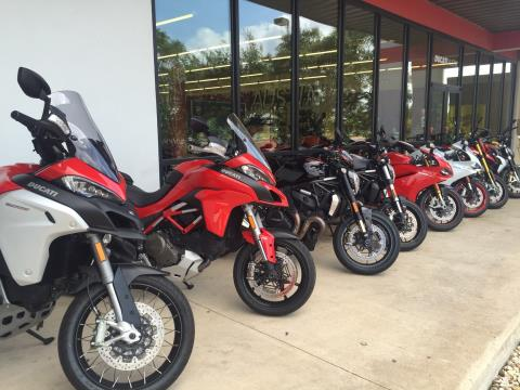 2016 Ducati Multistrada 1200 S in Austin, Texas
