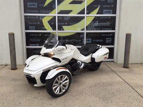 2016 Can-Am Spyder® F3 Limited in Grimes, Iowa