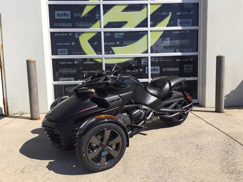 2016 Can-Am Spyder® F3-S Special Series in Grimes, Iowa