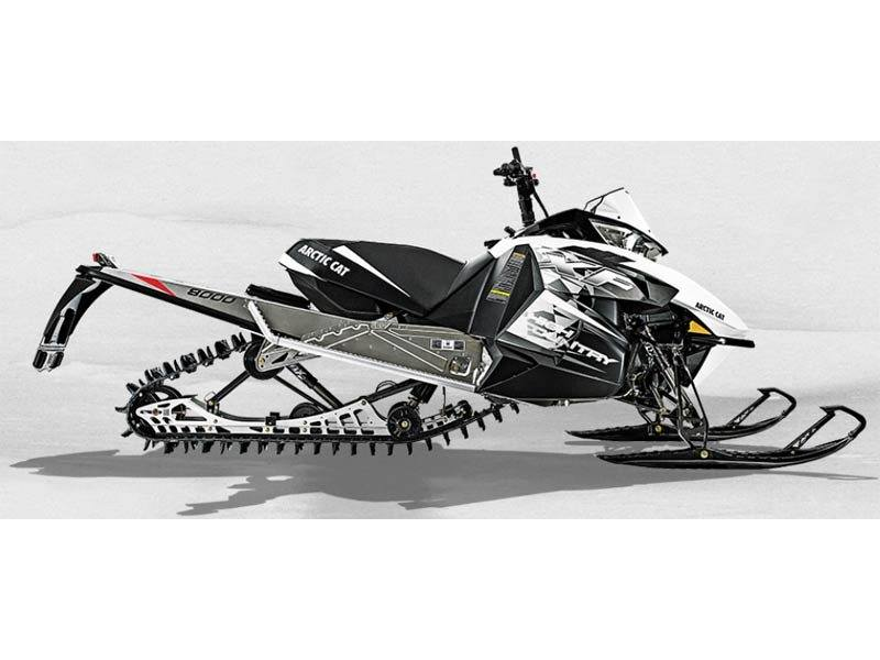 2014 XF 8000 Sno Pro High Country