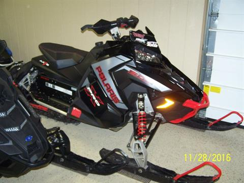 2015 Polaris 800 Rush® Pro-X - F&O SC in Tomahawk, Wisconsin