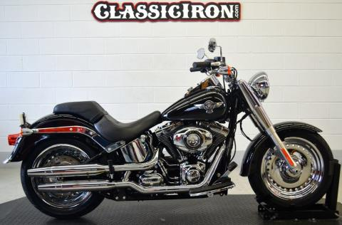 2015 Harley-Davidson Fat Boy® in Fredericksburg, Virginia