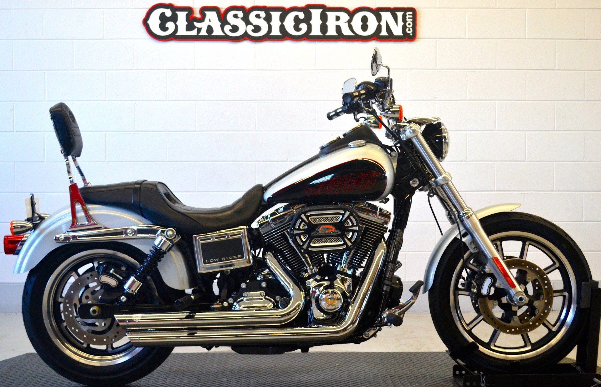 2017 harley davidson low rider review total motorcycle autos post. Black Bedroom Furniture Sets. Home Design Ideas