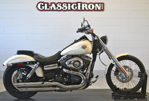 2015 Harley-Davidson Wide Glide® in Fredericksburg, Virginia