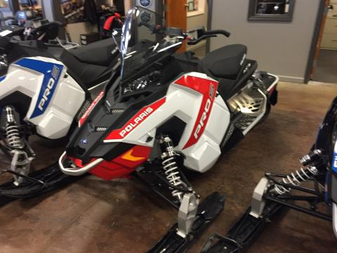 2016 Polaris 800 RUSH® PRO-S in Brewerton, New York