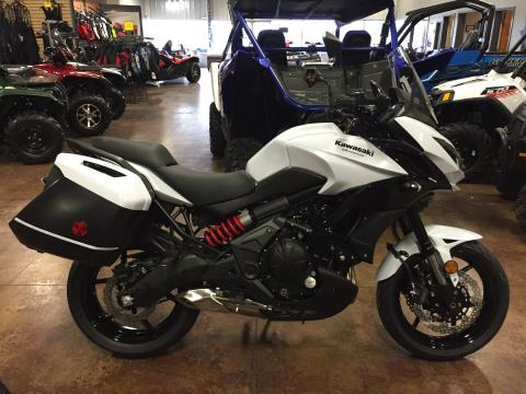 2015 Kawasaki Versys® 650 LT in Brewerton, New York