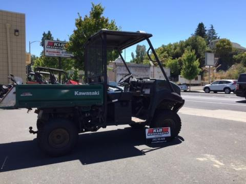 2009 Kawasaki Mule™ 4010 4x4 in Petaluma, California
