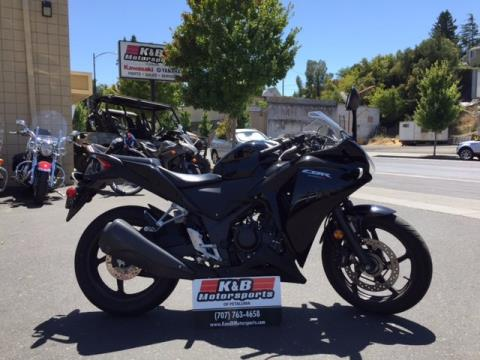 2013 Honda CBR®250R ABS in Petaluma, California
