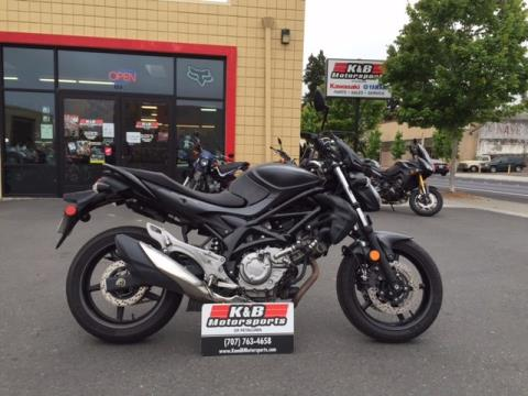 2013 Suzuki SFV650 in Petaluma, California