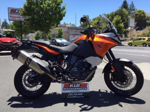 2015 KTM 1190 Adventure in Petaluma, California
