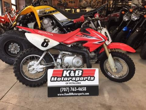 2009 Honda CRF®50F in Petaluma, California