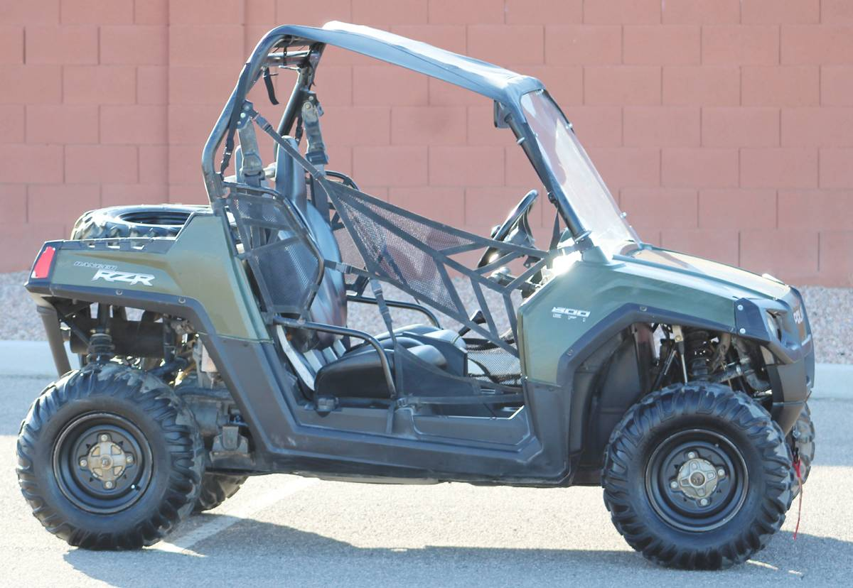 Changes In Model Rzr Ranger Model Year | Autos Post